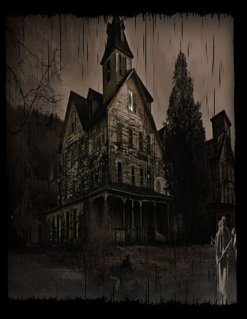 very scary houses - Google Search
