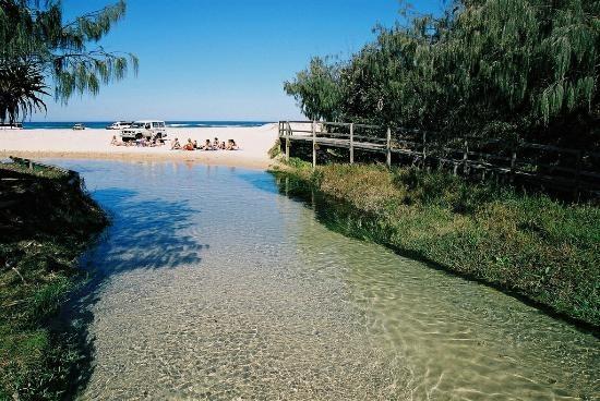 Eli Creek, Fraser Island #Australia   http://www.tripadvisor.com.au/ShowForum-g255067-i460-Queensland.html