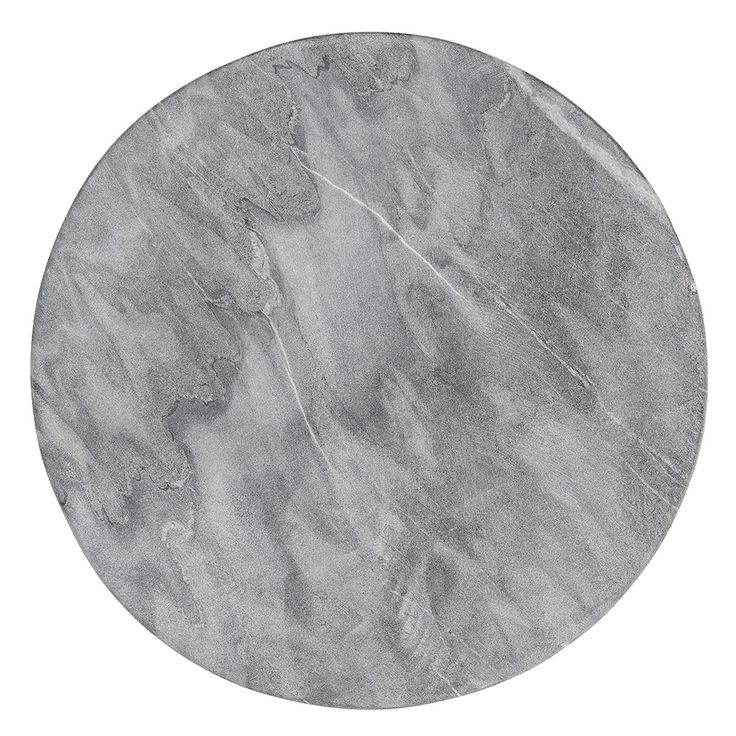 Bloomingville Marmor Fat Ø30cm, Grå, Bloomingville