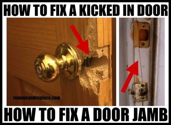 If your interior or exterior door has been kicked in or your door frame has cracked, here are a few tips on how to repair it. In extreme cases the door frame and the wood around the door knob can both be broken and cracked. Most of the time these repairs can be done with … … Continue reading →