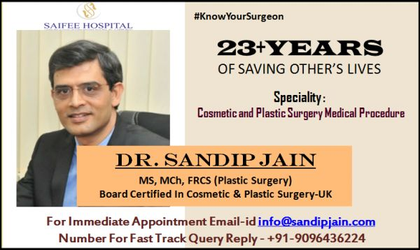 Botox Injections by Dr Sandip Jain – 7 Facts to Help You Make up Your Mind