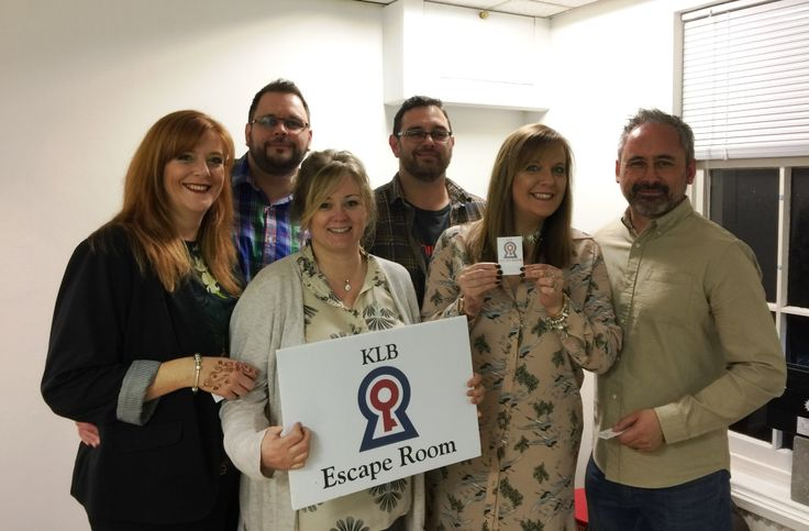 Team G-Man Escape The Room in 56 Minutes | KLB Escape Room