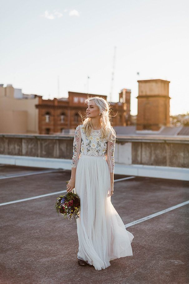 Dress: Needle and Threed  Marke erhältlich u.a. bei Asos
