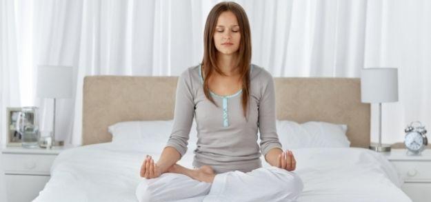Uykusuzluğa karşı farkındalık meditasyonu