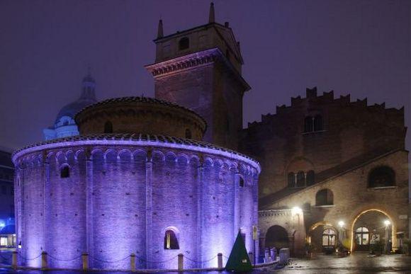 Mantova, Rotonda di San Lorenzo