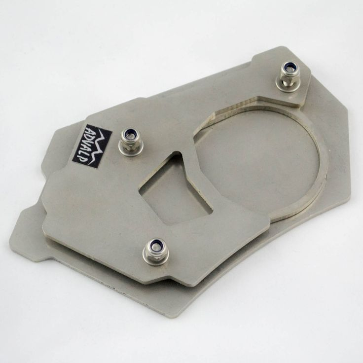 BMW R1200GS GSA LC side stand extension