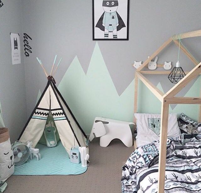 Be inspired to create a stylish bedroom for children with these decorations and furnishings. Check out more on circu.net