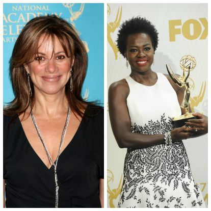 """""""General Hospital"""" star Nancy Grahn seemed to take issue with Viola Davis' Emmy acceptance speech, believing that she exaggerated her discrimination."""
