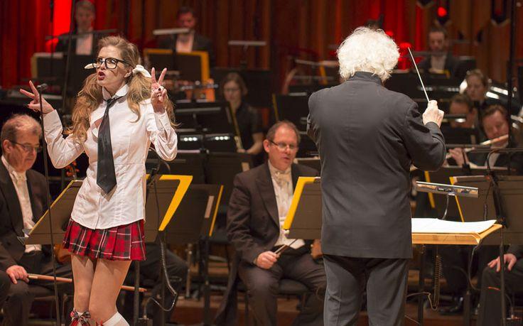 Simon Rattle with Barbara Hannigan & London Symphony Orchestra ...