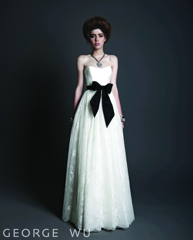 Sciarra Dress. Made in Australia.  Repin for your own #wedding #inspiration.  #bridal #couture #design #gowns