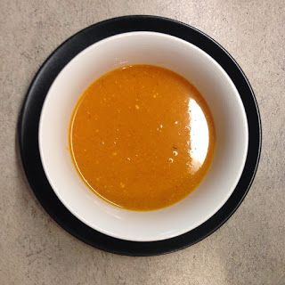 Krásné recepty od Aničky: Thajská dýňová polévka
