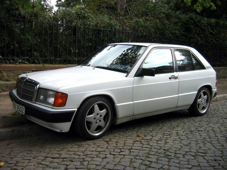 Mercedes benz 190e w201 compact by schulz tuning compact for Small mercedes benz