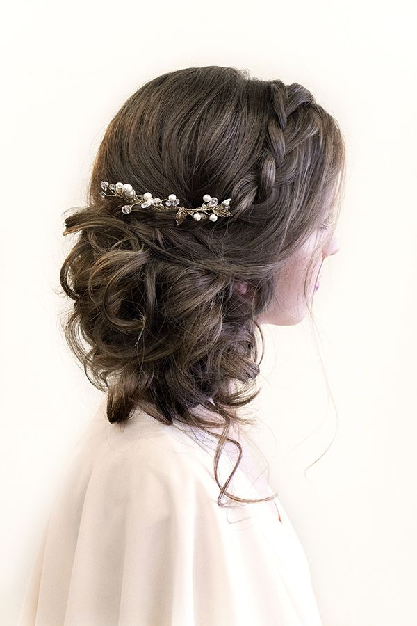 Wedding Hair Lifestyle Pinterest Wedding Hairstyles Bridal