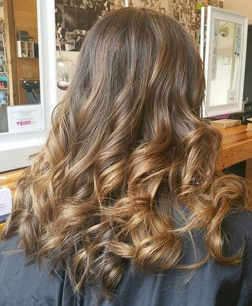 20 Amazing Brown Hairstyles for Women – Brunette Hair Color Ideas