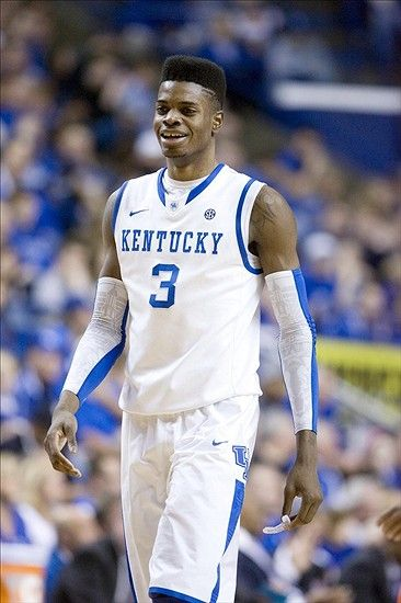 Kentucky Wildcat Nerlens Noel Out For The Season With Torn ACL