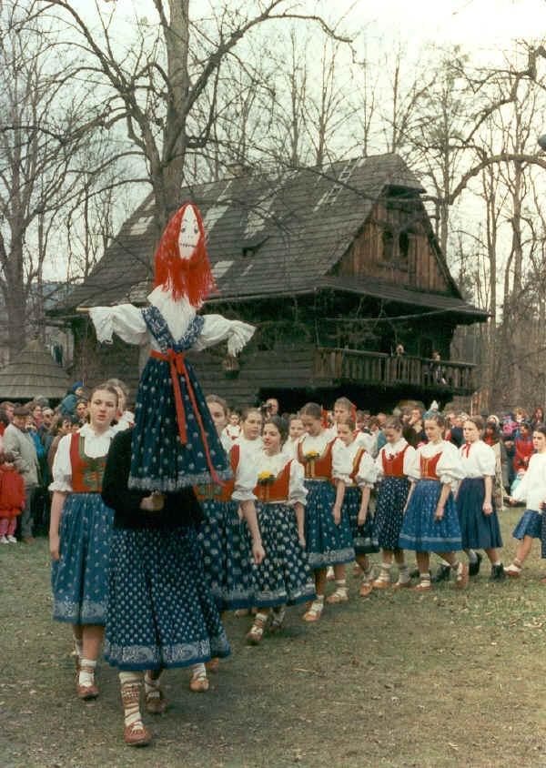 Czech Easter In Museum (Rožnov pod Radhoštěm) http://www.vmp.cz/en/