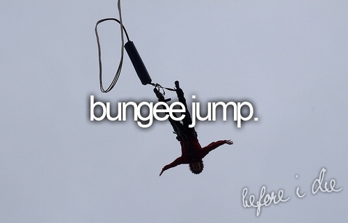 Bungee Jumping, Buckets Lists, Scary Things To Do, Buckets List3, Life Insurance, Before I Die, Yess, Bucket Lists, New Zealand
