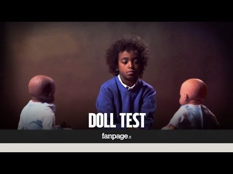 Doll test - The effects of racism on children (ENG) - YouTube