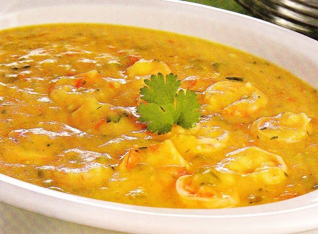 Bobó de camarão simples   Peixes e frutos do mar > Receitas com Camarão   Receitas Gshow
