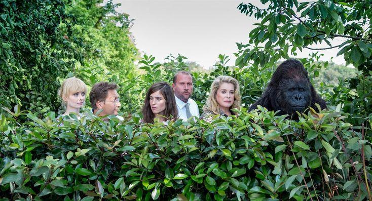 Photo Anna Tenta, Catherine Deneuve, François Damiens, Laura Verlinden, Serge Larivière