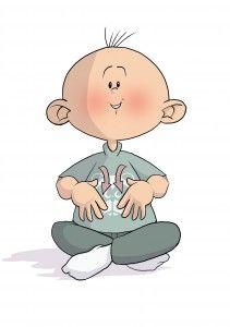 FINI Lfs langue des signe bébé