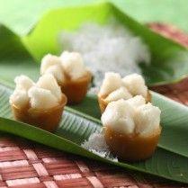 KUE MANGKOK MAHKOTA http://www.sajiansedap.com/mobile/detail/18306/kue-mangkok-mahkota