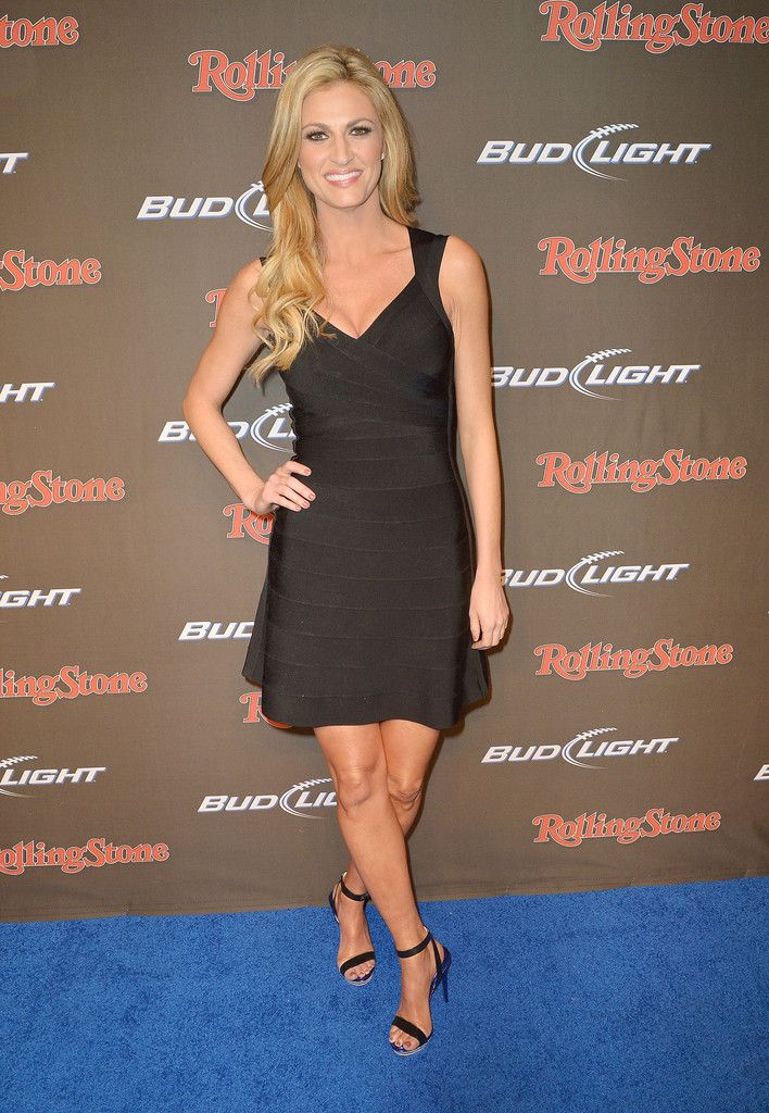 Erin Andrews - Bud Light Hotel Brings Good Times to NOLA for Super Bowl XLVII