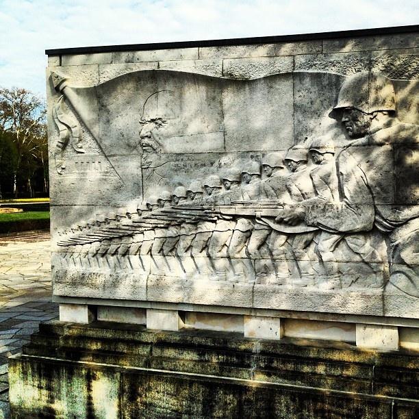 Stalinist utopia in marble. 1 of 2. #berlin #germansingermany