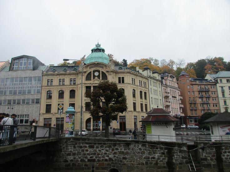 Spořitelna - Karlovy Vary - Česko