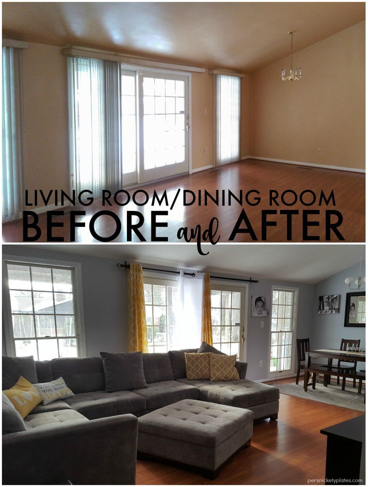1000 ideas about before after photo on pinterest - Before and after the spectacular change of a s living room ...