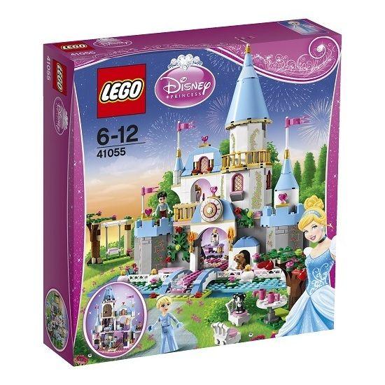 LEGO Disney Princess 41055 Cinderella's Romantic Castle $130