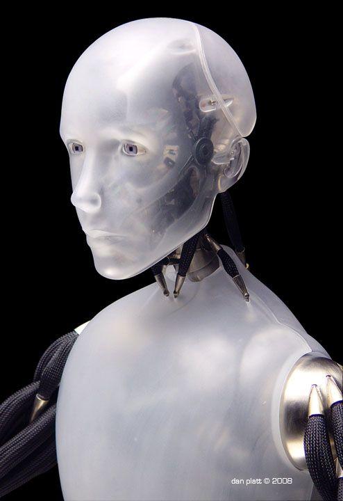 """""""I Robot"""" design by Dan Platt"""