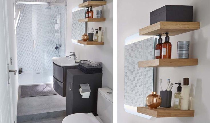 Am nager une salle de bains couloir mode d emploi salle for Salle de bain mode