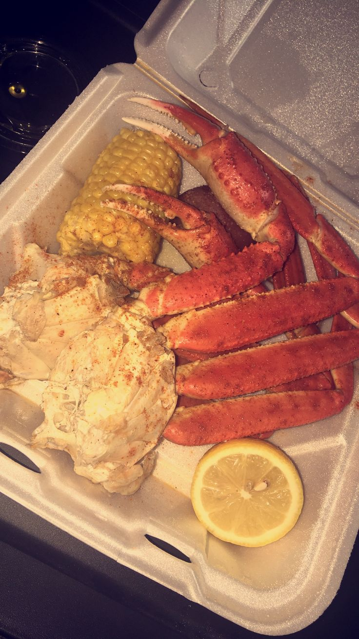 Blue water seafood houston crab legs