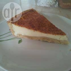 Recipe photo: Homemade baked egg custard
