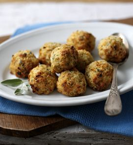 Use this tasty recipe to make stuffing balls for vegetarians or to stuff your turkey this Christmas.