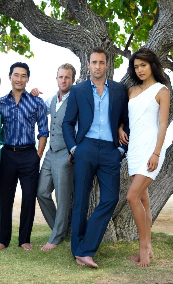 "Cast of Hawaii Five-0 Daniel Dae Kim (Chin Ho) Scott Caan (Danny ""Danno"" Williams) Alex O'Loughlin (Steve McGarrett) Grace Park (Kono)"