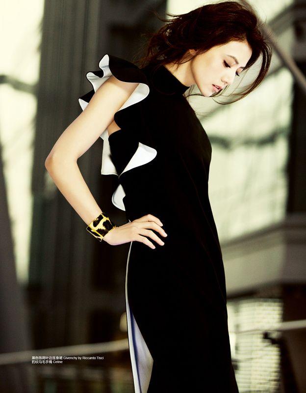 Gao Yuanyuan for Cosmopolitan China
