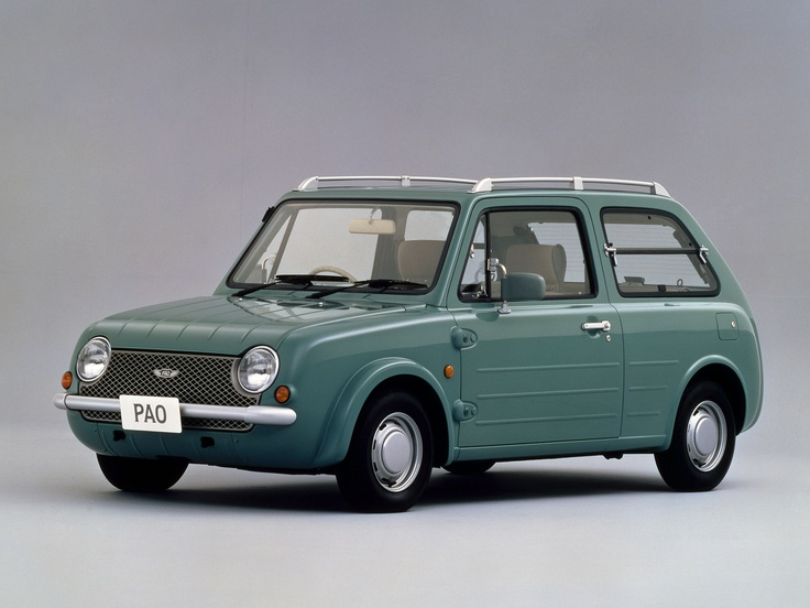 1989–90 Nissan Pao