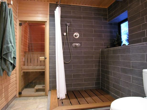 Contemporary Bathrooms from Katarina Andersson on HGTV