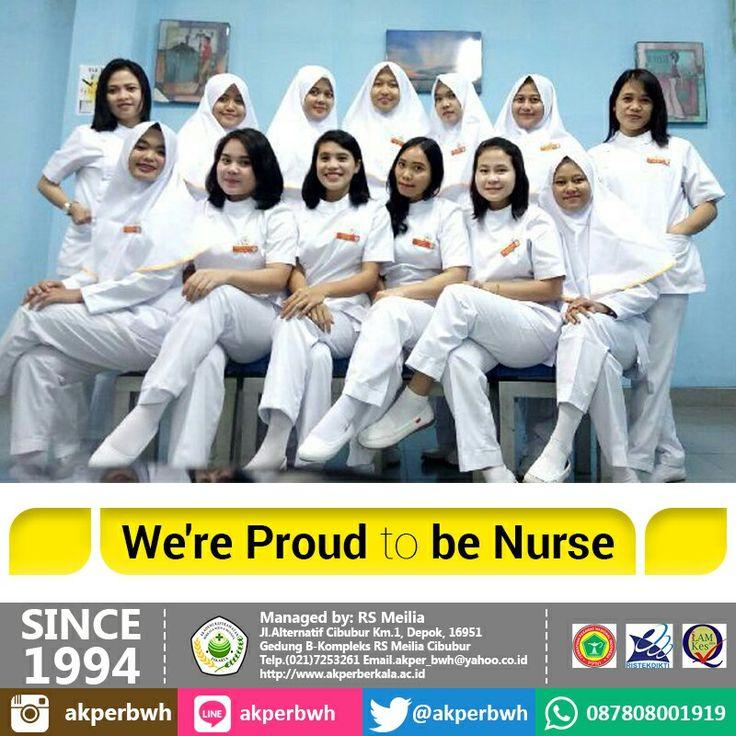 Proud as AKPER BERKALA • • #akper #akademi #keperawatan #akperberkala #cibubur #depok #cileungsi #bekasi #bogor #tangerang #jakarta #indonesia #mahasiswa #kampus #kuliah #perawat #nakes #nurse #profesi