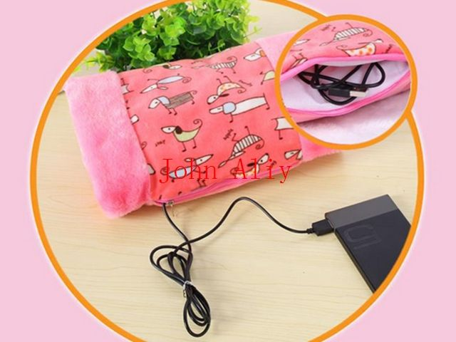 Popular Cut USB Hand Warmer Multiple Color Winter USB Heated Unplugged USB Electric Reuseable Hand Warmer Wholesale 50Pieces/lot US $174.50 /lot (50 pieces/lot) To Buy Or See Another Product Click On This Link  http://goo.gl/EuGwiH