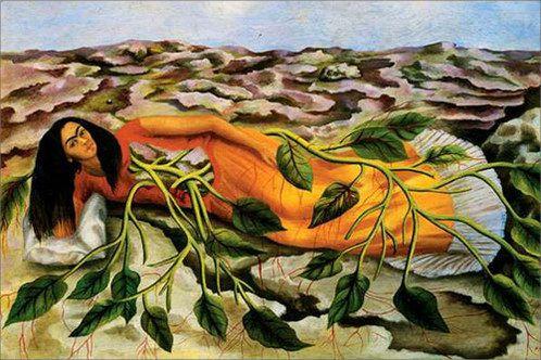 "frida kahlo ""roots"""