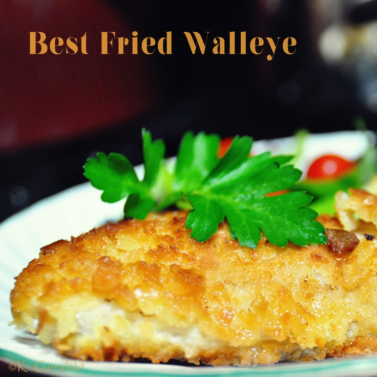 17 best images about walleye fish recipes on pinterest for Best fried fish near me