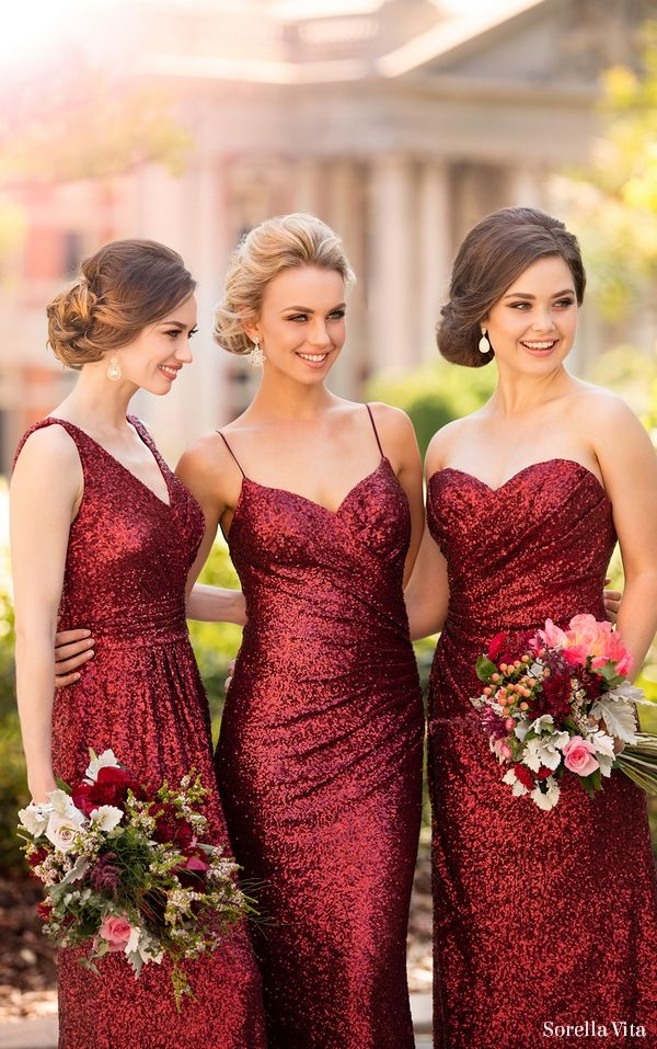 Sorella Vita Bridesmaid Dresses 2017 8884_alt2 | Deer Pearl Flowers
