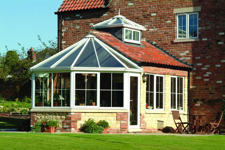 #7 Victorian Conservatories have been offering eye-catching exterior features for homeowners for years, it's why they're the long-standing popular conservatory choice. http://www.eurocell.co.uk/homeowners/36/victorian-conservatories-1 #Eurocell