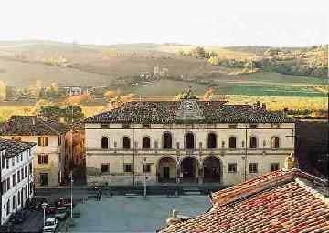 Palazzo pretorio #terradelsole #architettura