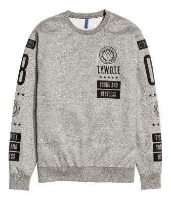 Huvtröjor & Sweatshirts - HERR