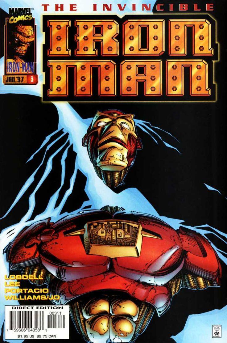 New Iron Man V2 #113 (19961997) · Freeicsironsiron Mancomic Book