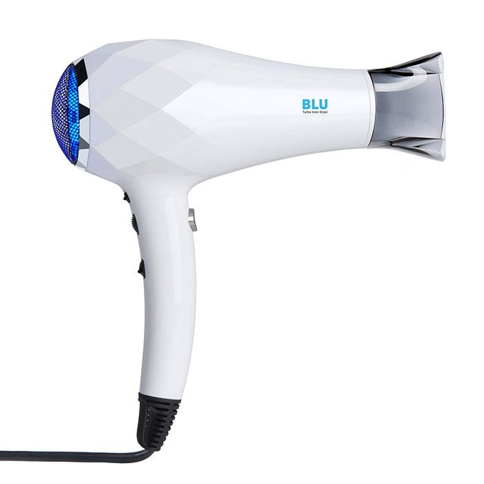 Best for Frizzy Hair: InStyler Blu Turbo Iconic Dryer